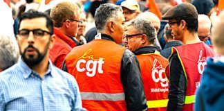 Des cagnottes en ligne sont proposées par les syndicats pour soutenir les grévistes.