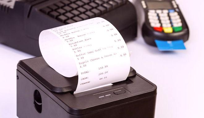 La fin des tickets de caisse pour les petits achats entrera bientôt en vigueur.