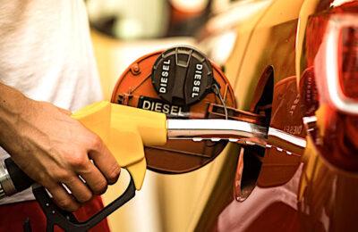 La hausse du gazole a atteint un nouveau record en décembre dernier.