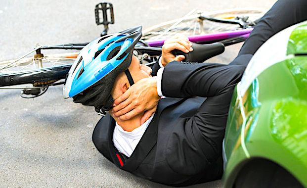 Accidents de deux-roues : une multiplication due à la grève