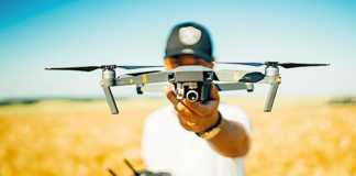 Une nouvelle réglementation des drones est appliquée aux appareils pesant plus de 800 grammes.