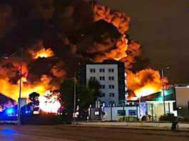 La réouverture de l'usine Lubrizol est jugée trop rapide par certains élus.