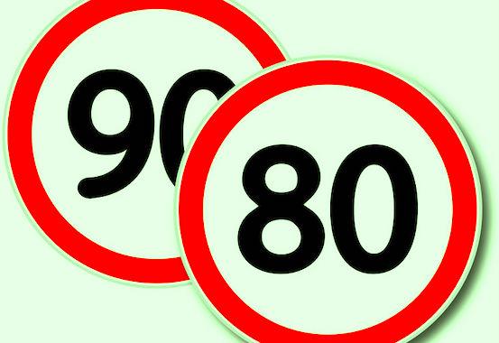Revenir au 90 km/heure : un choix à bien évaluer