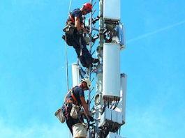 Les antennes relais du futur réseau 5G commencent à être installées.