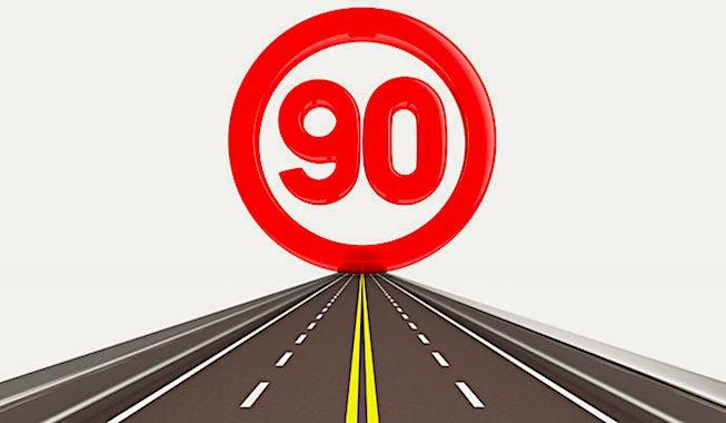 Finalement, la Nièvre renonce au retour aux 90 km/heure.