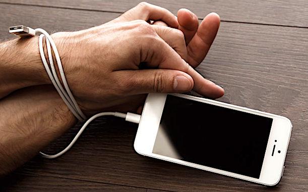 Journée sans portable : l'occasion de rappeler de bons comportements