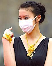 Les peurs engendrées par le coronavirus pèsent déjà sur l'économie mondiale.