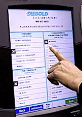 Le vote en ligne peut sembler une solution attirante. Mais elle n'est pas fiable.