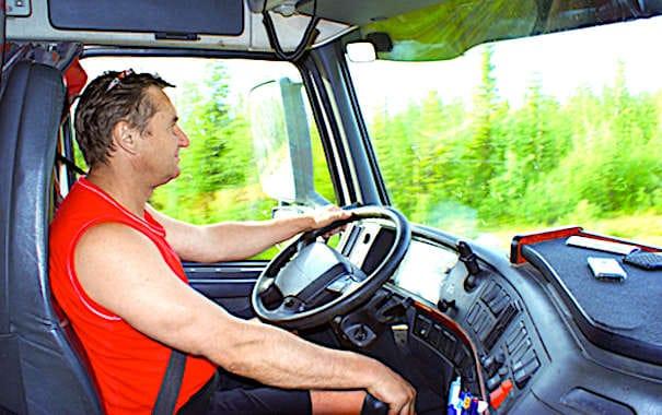 Inquiétude des chauffeurs routiers : un mouvement social possible