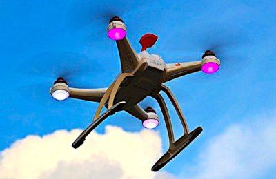 Usage des drones : des outils très utiles pour surveiller le confinement