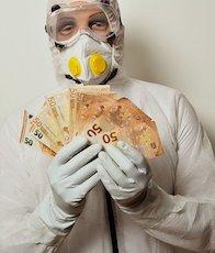 Les prix des masques chirurgicaux sur Amazon sont abusifs.