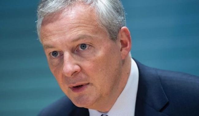 Bruno Le Maire a admis un état d'urgence, afin d'aider les entreprises françaises.