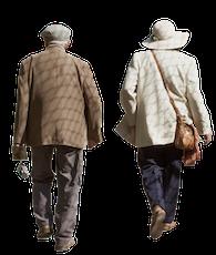 Deux seniors  pour un âge de départ à la retraite