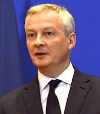 Bruno Le Maire doit faire face au ralentissement économique dû à la crise du coronavirus