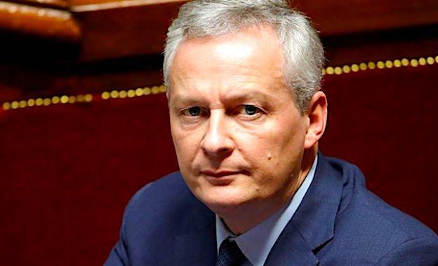 Forte récession : Bruno Le Maire prédit des résultats historiquement bas