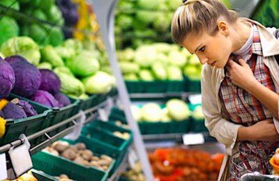 La hausse des produits alimentaires reste faible en France