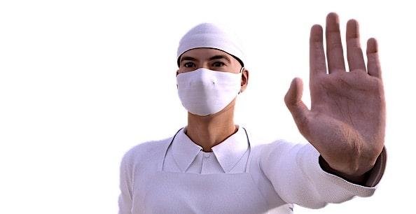 Guerre des masques : la preuve de récents rachats américains
