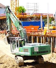L'enjeu de la reprise du bâtiment est essentiel pour l'exécutif.