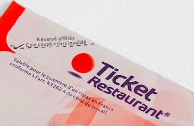 Une nouvelle utilisation des tickets-restaurant va faciliter leur usage.