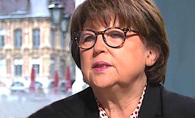 Election sur le fil : Martine Aubry menacée par les Verts