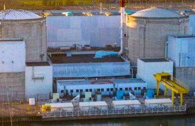 La centrale de Fessenheim ferme définitivement ses portes.