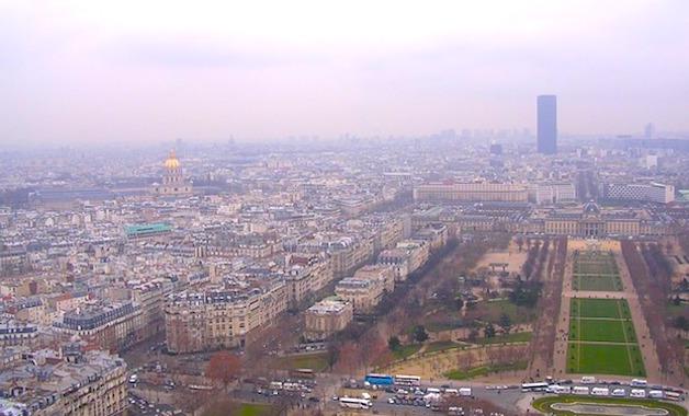 Le retour d'un air pollué a marqué le déconfinement.