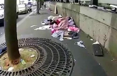 Les amendes pour incivilité en cas d'abandon de déchets dans la rue pourraient augmenter.