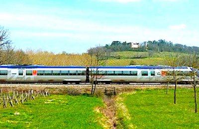 Le réseau TER va être dynamisé dans toute la région Auvergne-Rhône-Alpes.