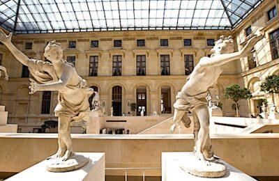 La réouverture du Louvre a comblé les passionnés d'art.