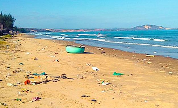 L'association Gestes Propres lutte contre les incivilités qui polluent les mers.