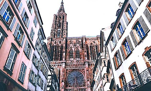 A Strasbourg : la capitale alsacienne veut devenir une capitale européenne