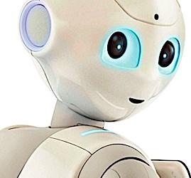 A la Cité Internationale de Lyon, on verra une nouvelle version du sympathique robot intelligent Pepper.