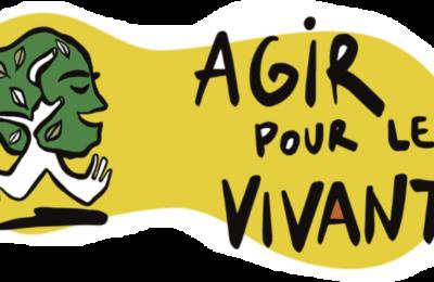 AGIR POUR LE VIVANT