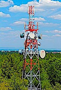 Le vandalisme contre les antennes représente un mouvement radical anti-capitaliste