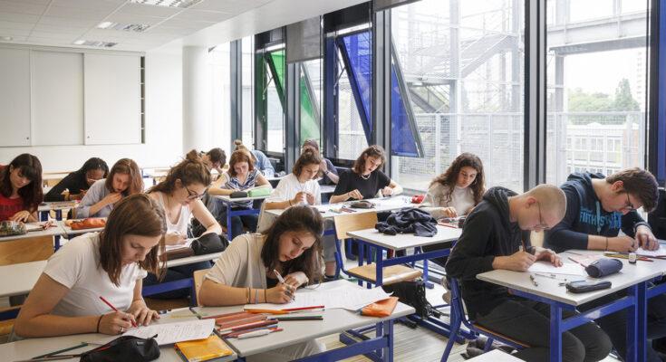 La modernisation des lycées des Hauts-de-Frane montre la volonté de la région de se tourner vers l'avenir