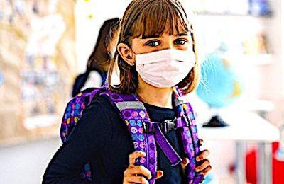 Des masques offerts à chaque collégien ont marqué la rentrée scolaire dans l'Allier.