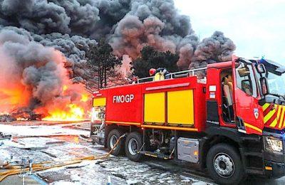 L'incendie de Lubrizol a marqué durablement Rouen