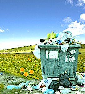 Les déchets des touristes restent un réel problème, même si la crise sanitaire l'a repoussé pour l'instant