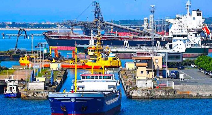 Le grand port maritime de Bordeaux va bientôt renforcer sa filière hydrogène