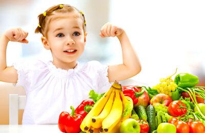 La Semaine du Goût sert à promouvoir le bien-manger chez les enfants