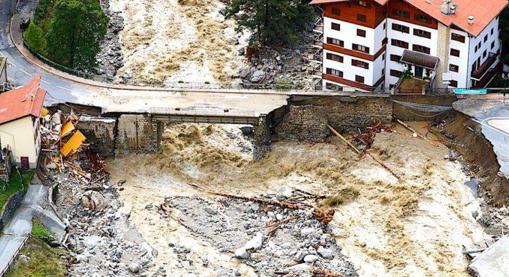 Un préfet supervisera les reconstructions dans les Alpes-Maritimes