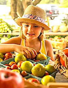 La Semaine du Goût favorise les bons gestes alimentaires des enfants