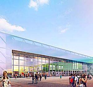 Le Parc des Expositions à Toulouse devra attendre la fin de la crise sanitaire avant de fonctionner à plein régime