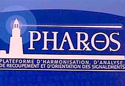La plateforme PHAROS permet de signaler en ligne les messages relevant de la cybercriminalité