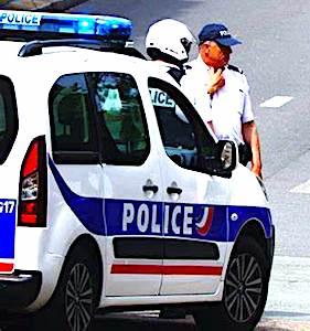 Le commissariat dernièrement attaqué à Champigny montre une aggravation des violences contre la police