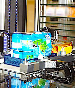 Un nouvel entrepôt de Monoprix permet à la marque de satisfaire plus vite les commandes en ligne