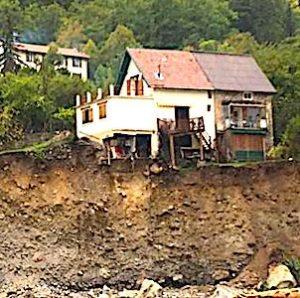 Des villages détruits vont bénéficier de reconstructions dans les Alpes-Maritimes