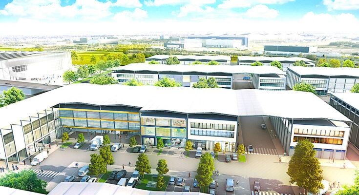 Le nouveau Parc des Expositions à Toulouse subit une exploitation réduite, due à la crise sanitaire