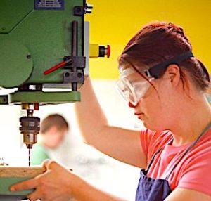 photo d'un travailleur en insertion des personnes handicapées dans le secteur public