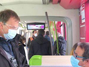La reprise de la mobilité, typique à la France, est jugée encore trop importante par certains spécialistes de Santé.